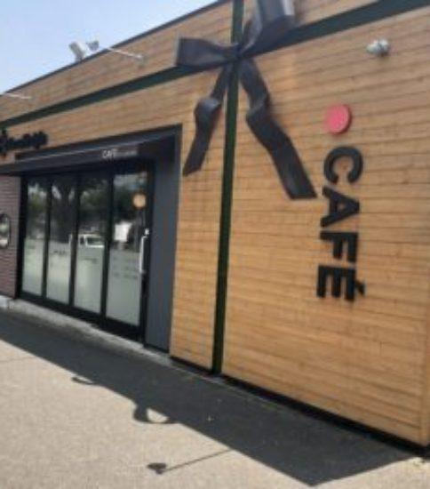 R's cafe style リズカフェ(ドットカフェ) 赤ちゃん連れランチ行ったよレポート北九州市小倉南区