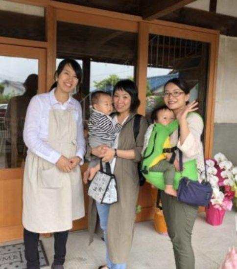 子連れに優しいカフェがオープンしました!小倉南区
